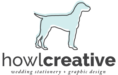 Howl Creative Co. – Wedding Invitations, Special Event Stationery, Graphic Design Studio Based in Evansville, Indiana