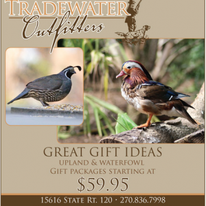 Tradewater Outfitters Advertisement